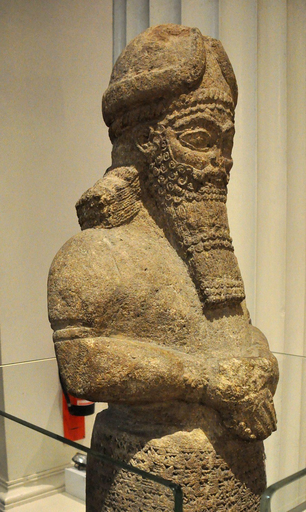 Nabu at Nimrud