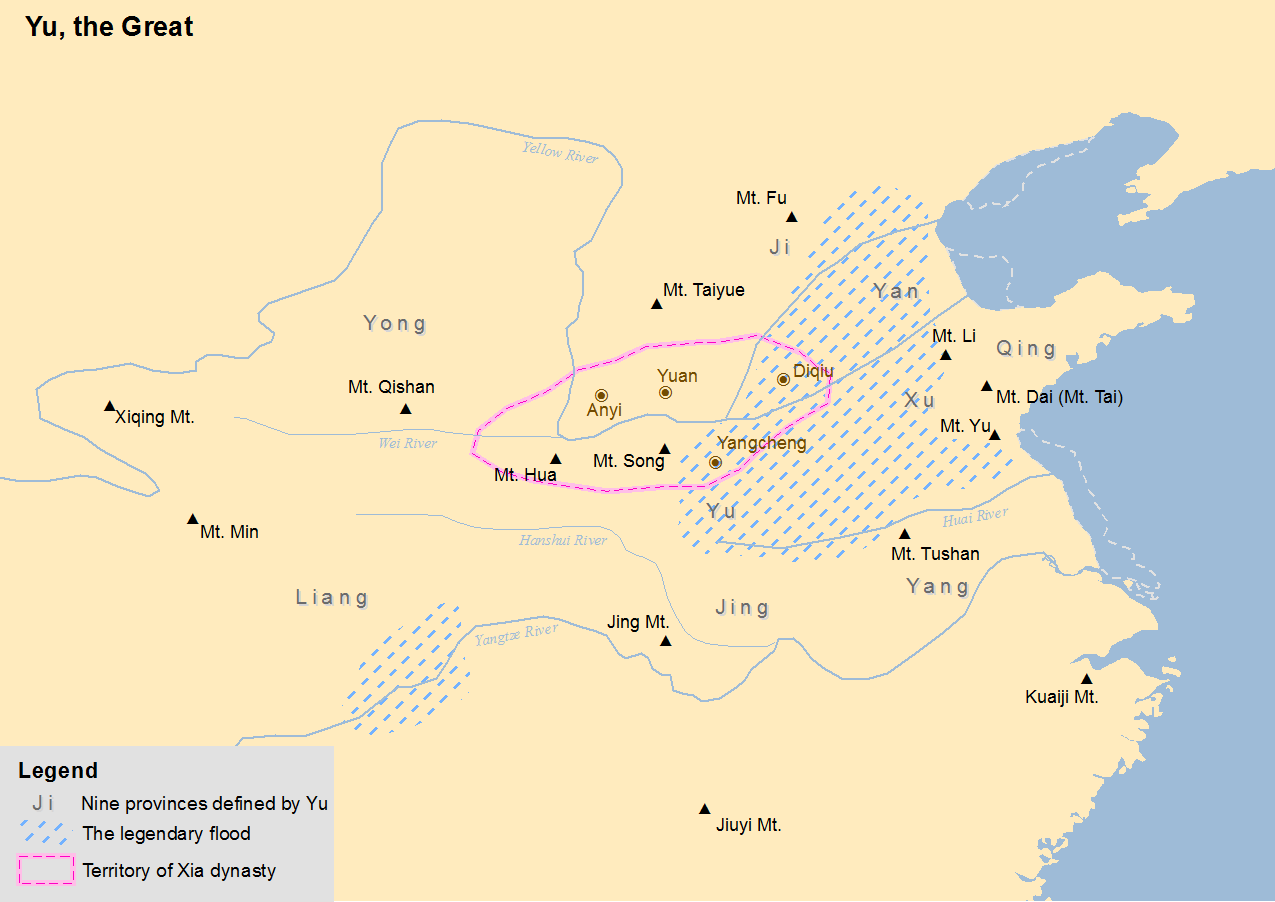 Nine_Provinces_of_China