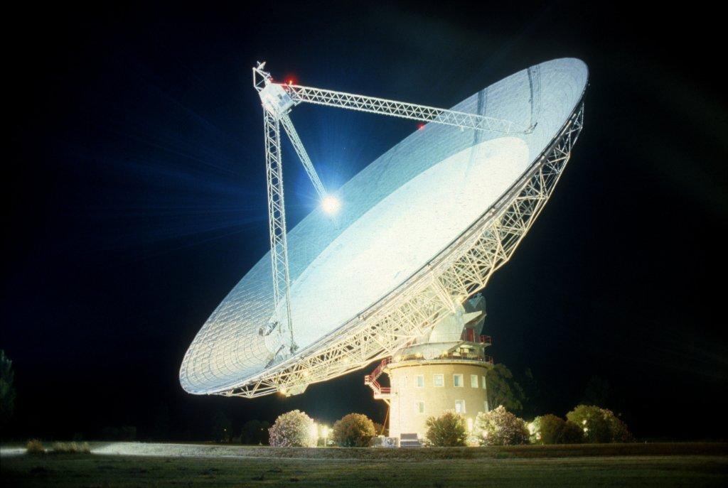 Parkes radiotelescope